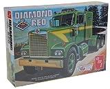 AMT 1:25 Scale Diamond Reo Tractor Model Kit