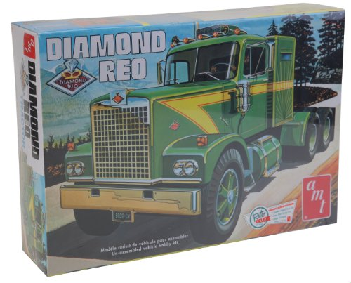 model kits tractor trailers - 5