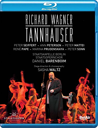 Wagner: Tannhauser (Blu-ray)