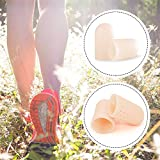 Beautulip Toe Cover Gel Protectors Breathable Toe
