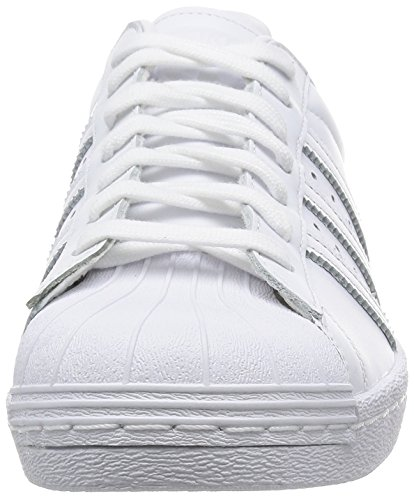 Black Zapatillas White Superstar Para White 80s core footwear Blanco Adidas footwear Hombre BPwZnUnq