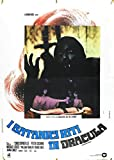 The Satanic Rites of Dracula (1973) Movie Poster 24x36