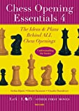 Chess Opening Essentials - Volume 4-Stefan Djuric Dimitri Komarov Claudio Pantaleoni