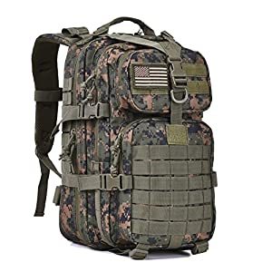 REEBOW GEAR Military Tactical Backpack Small Assault Pack Army Molle Bag GCS Backpacks