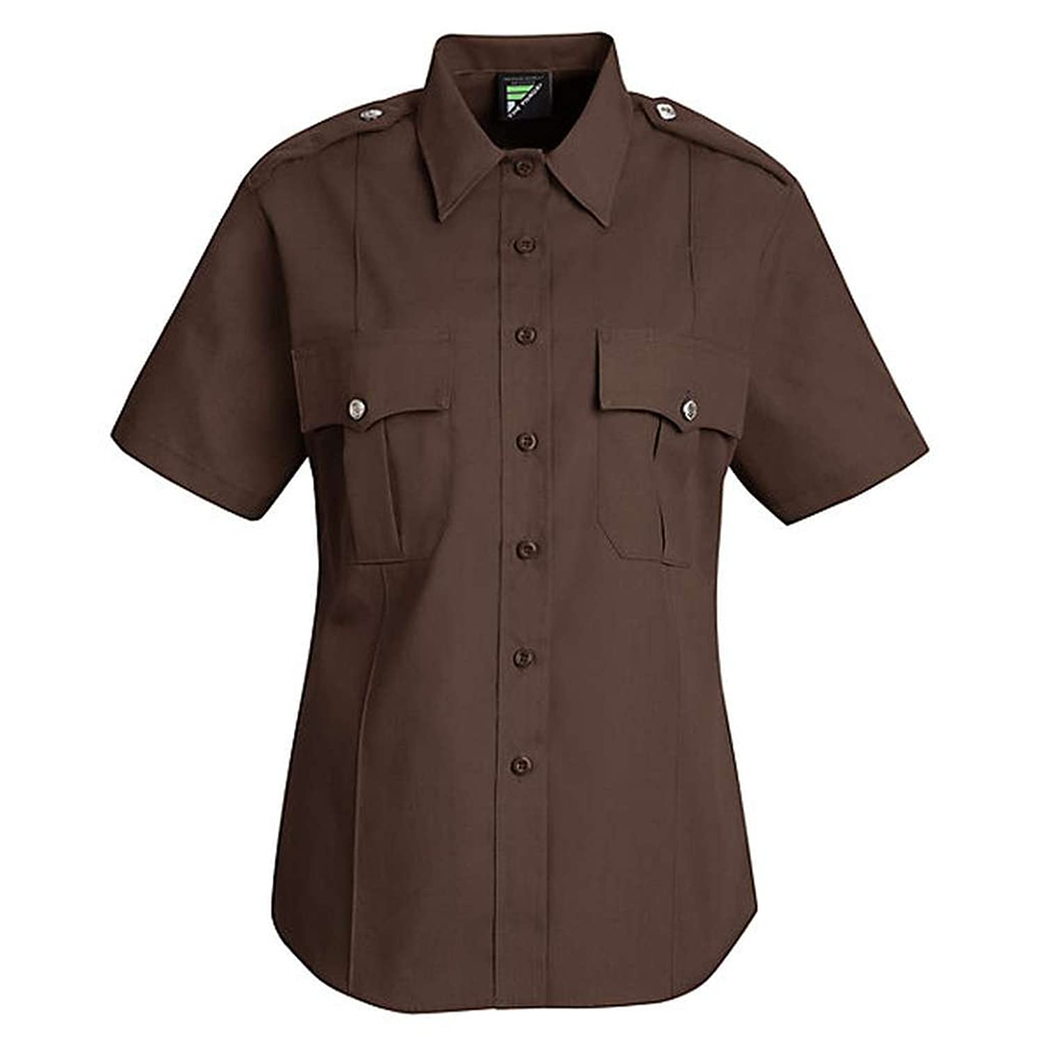Horace Small Deputy Deluxe Shirt, Brown, SSXXL