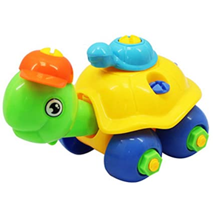 Newin Ensamblar De Y Tortuga Desmontar Desmontaje juguetes Star hdQsrCtxBo