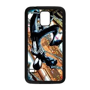 Spider Man Comic Samsung Galaxy S5 Cell Phone Case Black 218y-908637