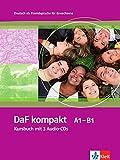 Daf kompakt A1-B1. Kursbuch. Con 3 CD Audio. Per le Scuole superiori