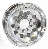 16 x 7 Aluminum Mod Trailer Wheel 8x6.50 Bolt Pattern, 3,...