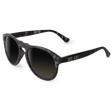 Skull Rider Herren Sonnenbrille grau Schwarz cdY7546F