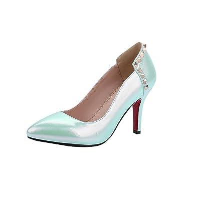 MissSaSa Damen elegant Stiletto Pointed toe Pumps