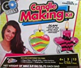 Candle Making Kit Go Girl