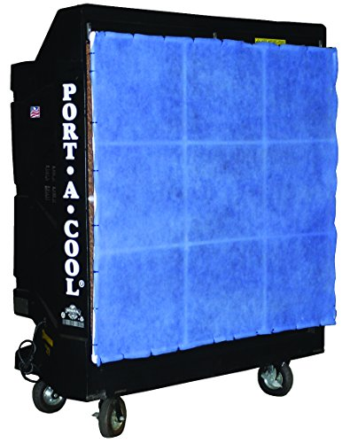 Port-A-Cool PAC-FRAME-48 Filter and Frame Package for 48-Inc