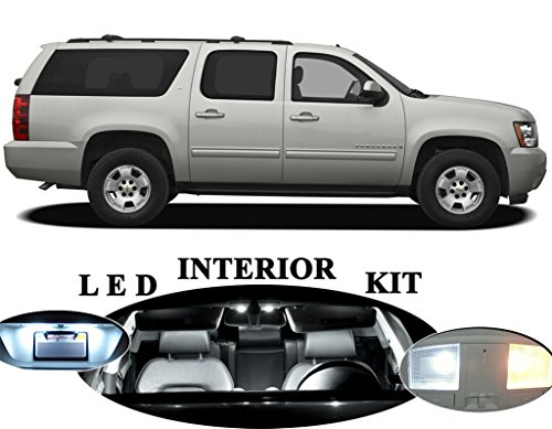 08 Chevy Suburban Led - 9