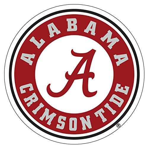 Alabama Crimson Tide Magnet ALABAMA SEAL MAGNET 6