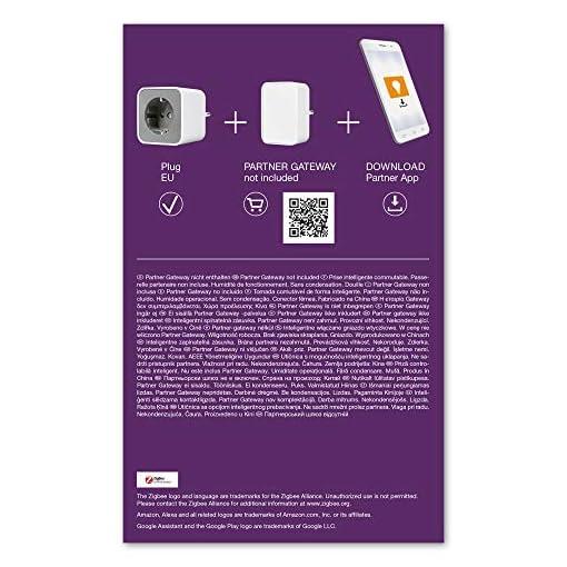 Ledvance Smart + Plug Zigbee, enchufe inteligente