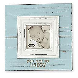 Mud Pie Frame, My Happy/Blue