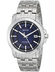 Bulova Mens 96B159 Precisionist Round Watch