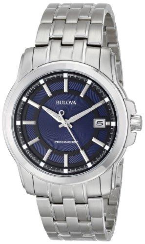 Bulova Men's 96B159 Precisionist Round Watch