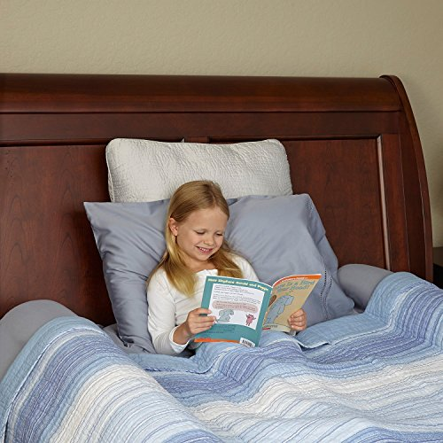 1 pack hiccapop toddler bed rail bumper foam safety. Black Bedroom Furniture Sets. Home Design Ideas