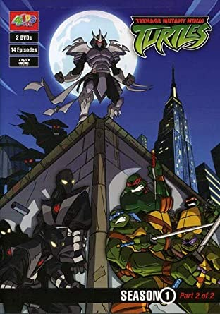 Teenage Mutant Ninja Turtles: Season 1 - Part 2 Import ...