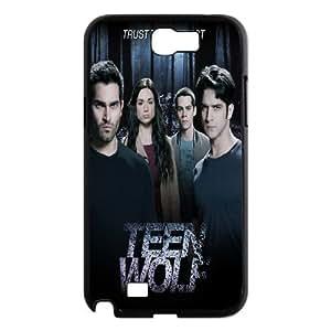 FOR Samsung Galaxy Note 2 Case -(DXJ PHONE CASE)-TV Show Teen Wolf-PATTERN 19