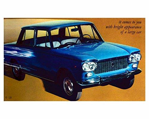 Amazon 1961 Fiat 1300 1500 Factory Photo Entertainment