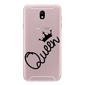 coque samsung j5 2017 queen