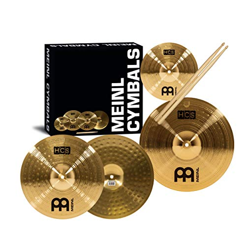 Meinl Cymbal Set Box Pack with 13