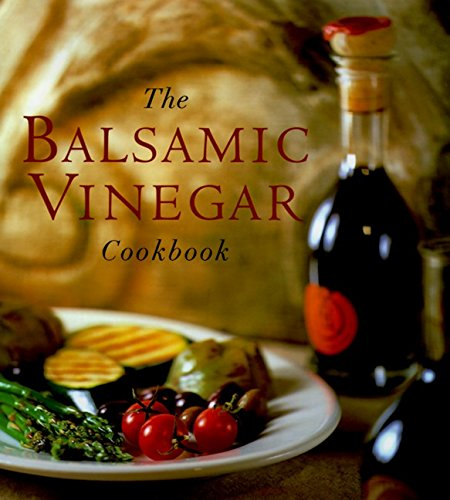 Balsamic Vinegar Cookbook