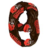 NFL Cleveland Browns  Sheer Infinity Scarf