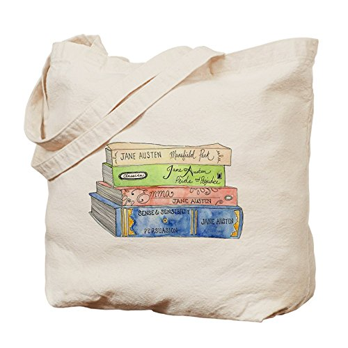 CafePress Austen Natural Canvas Shopping