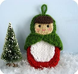Knitting Pattern Central Amy Doll : Knit Matryoshka Doll Ornament Pattern - Kindle edition by ...