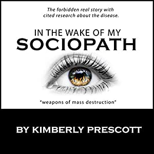 In the Wake of My Sociopath Audiobook