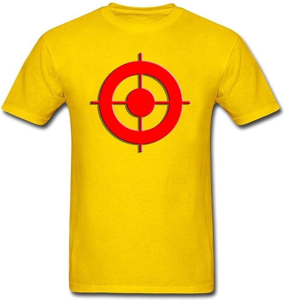QLJYKJ Diana Guns Cuello Redondo T Shirt