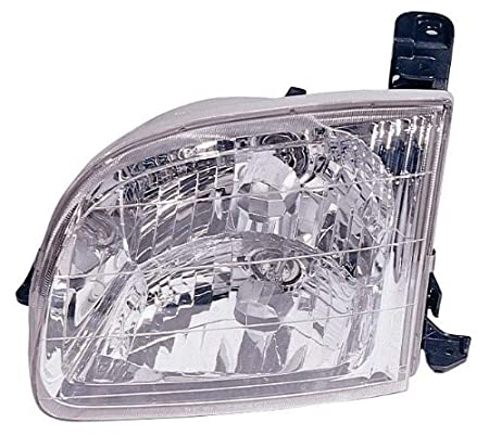 Depo 312-1145L-AS Toyota Tundra Driver Side Replacement Headlight Assembly Stock Replacement 02-00-312-1145L-AS
