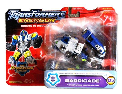 - Hasbro Year 2004 Transformers Energon Powerlinx Combiners