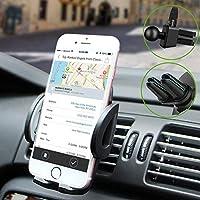 Rwest X Handyhalterung Auto Smartphone Halterung KFZ Handy Halter für Auto KFZ Handy Halterung für...
