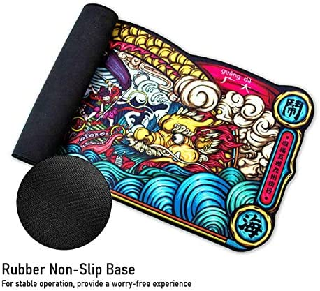 Chinese mouse pad _image0