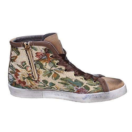 Tessuto Camoscio Sneakers Donna HILLS Multicolore Fashion BEVERLY 40 CLUB EU POLO Uw6xYTIUq0