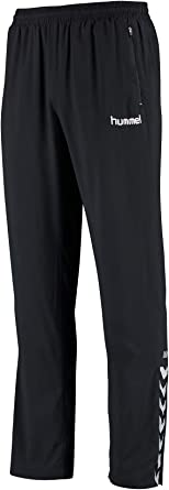 hummel AUTH Charge Micro Pant, Hombre, Color Negro, tamaño Small