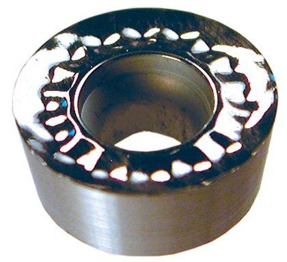 CCGT09T302-ALU K10 Kunsstof oder NE-Metalle CCGT, DCGT, SCGT, RCGT, VCGT, VBGT 10 St/ück HM Wendeschneidplatten f/ür Alu