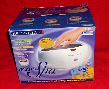 Remington Paraffin Wax (Remington Paraffin SPA Aromatherapy Wax)