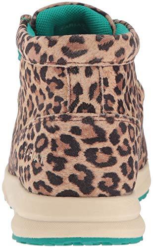 Ariat Leopard Western Women's Boot Spitfire Print xBRpF