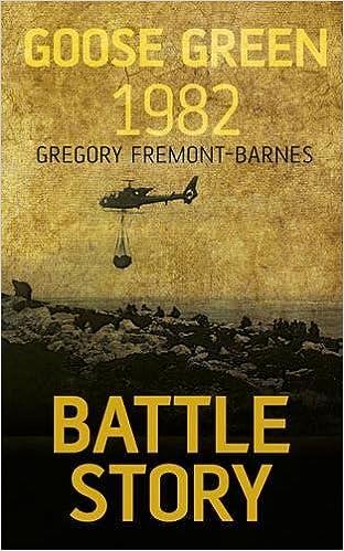 Battle Story: Goose Green 1982