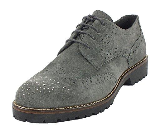 Tamaris Women's Shoes 1-1-23623-37 Women Pumps Anthracite b3ngf