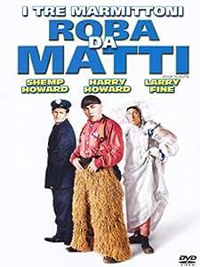 i tre marmittoni - roba da matti dvd Italian Import