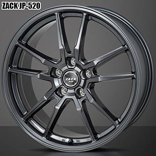 ZACK JP-520《16×6.5 +48 100 5H(4枚)》 B005XVGOII 16×6.5 +48 100 5H 16×6.5 +48 100 5H
