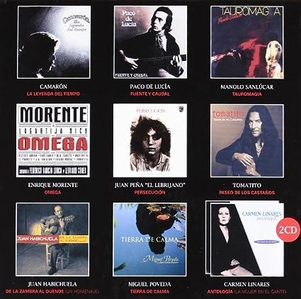 Amazon.com: Discoteca Del Flamenco: Music