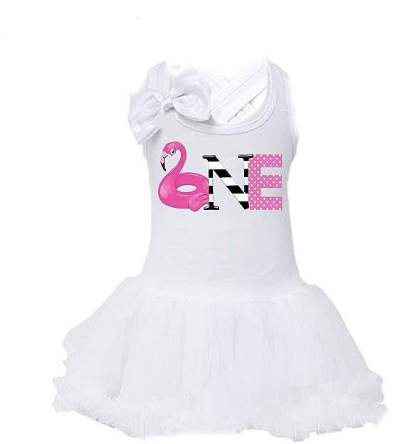 Amazon.com: Vestido de tutú para niña de 1 año de edad: Clothing